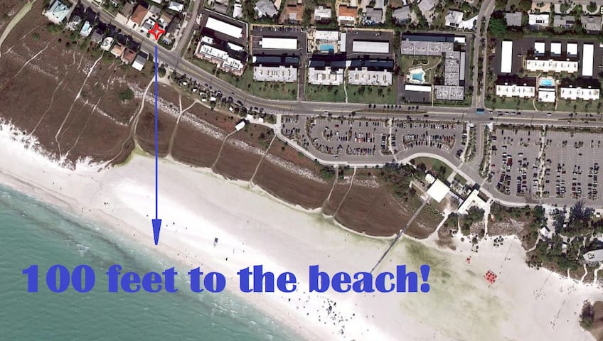 Beach, Siesta Key Vacation, Weddings! BEST VALUE!