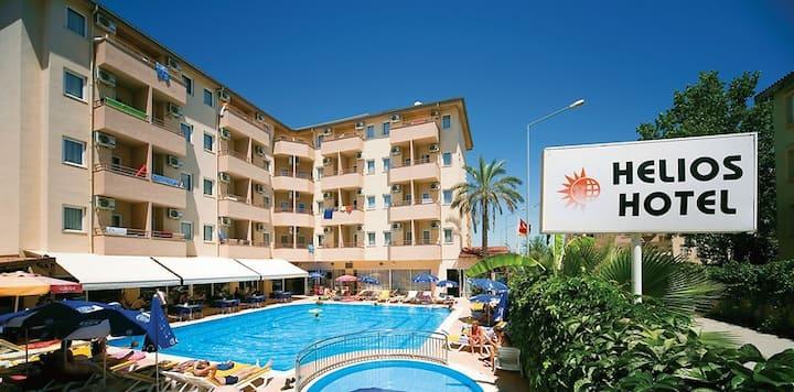 HELIOS HOTEL STANDART ROOM-ALL INCLUSIVE