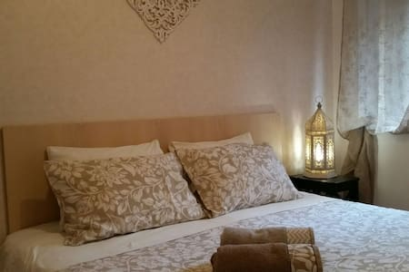 Cosy Double room/W Parking Space - Lisboa - Pis