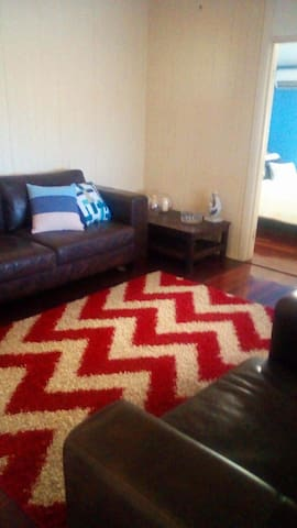 Queenslander traditional home blend with modern.