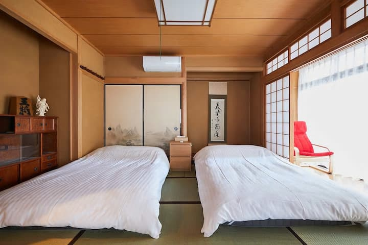Huge Japanese house – Shibuya 22 Min Direct Train