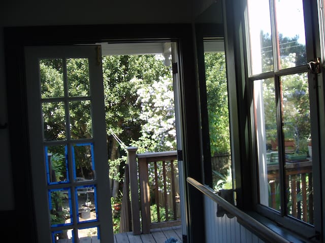 Treat House and Garden - San Francisco - Bed & Breakfast
