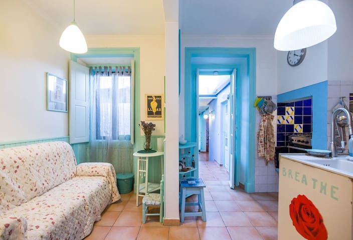 """Kind of light blue"" home close to the river - NEW - Lisboa - Appartement"