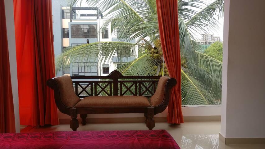 Thambili Island @ Stubbs (room with balcony)