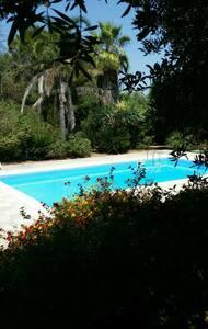 Incantevole villa con piscina marina di Pulsano - Provincia di Taranto - 別荘