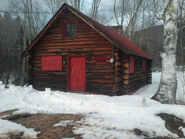 Clasic Log Cabin, Private Hot tub, Gas fireplace - Jackson - Kabin