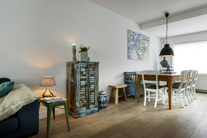 Stylish familyhouse near the beach! - Wijk aan Zee - Dům