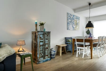 Stylish familyhouse near the beach! - Wijk aan Zee - บ้าน