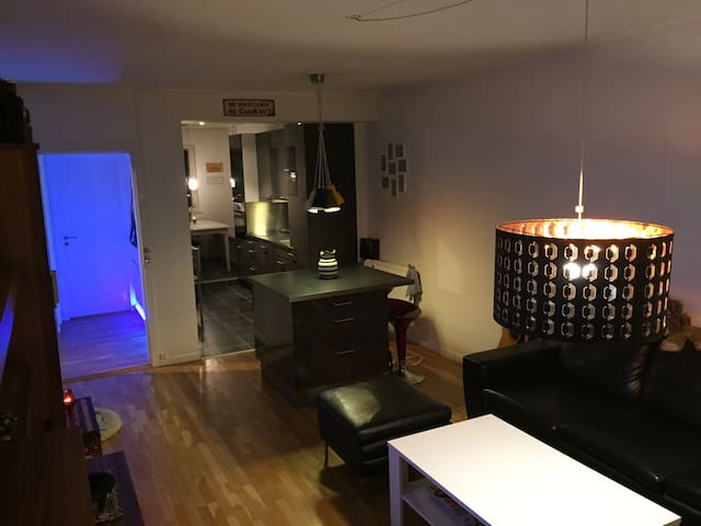 Cozy, Spacious & FeelLikeHome vibe Shared! - Søborg - Apartmen