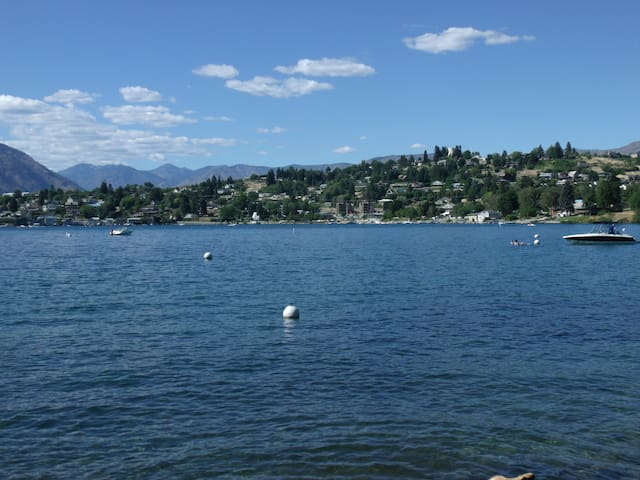 Waterfront Condo in Lake Chelan - Manson - Appartement