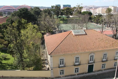 Beautiful view near Benfica Stadium * 2BD APT * - Lisboa - Lejlighed