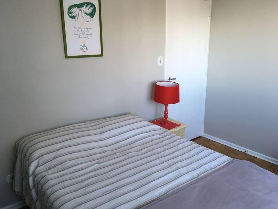 Este será seu quarto!
