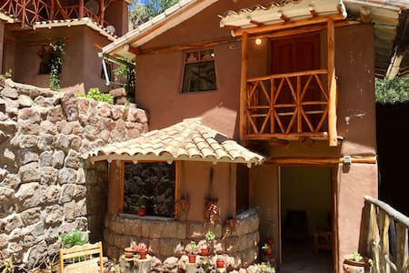 Cozy cottage in the best part of Pisac