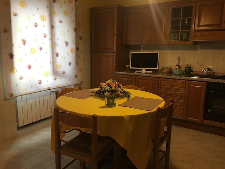 Appartamento vacanze a Vacri