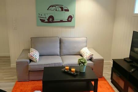 Modern apartment near Trolltunga - Odda - 公寓