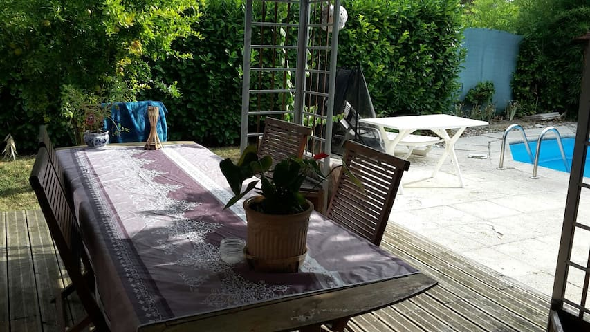 Vacances en Lot-et-Garonne - Agen - Casa