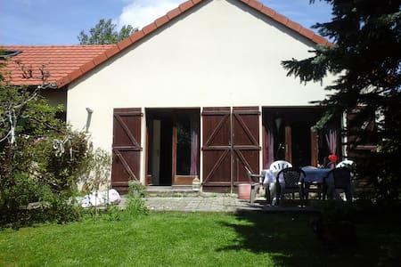 Aux portes de Belfort avec jardin - Cravanche - Szoba reggelivel