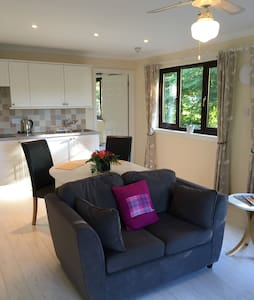 Modern maisonette near Safari Park - Stirling