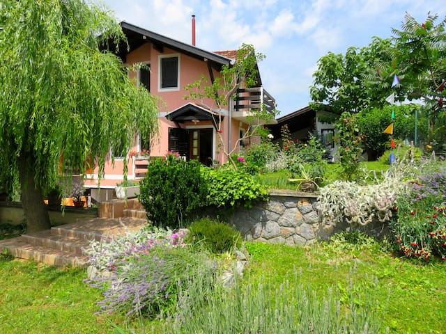 Country House Vrbovčanka 4 - Daruvar - Casa