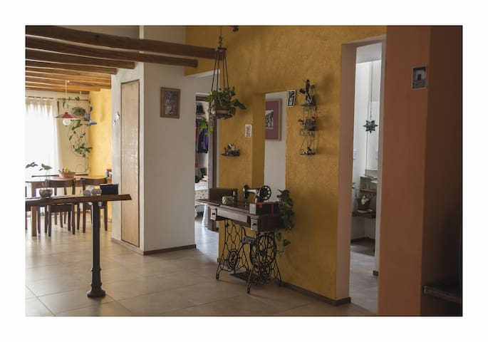 excelente ubicacion, blue jay room - Córdoba - Maison