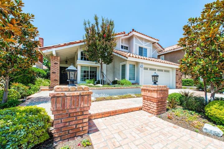 Luxury Irvine Home @Gated Community