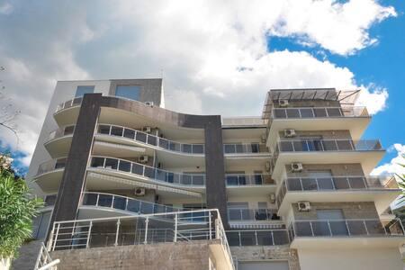 Panoramic appart in Przno, Budva Ri