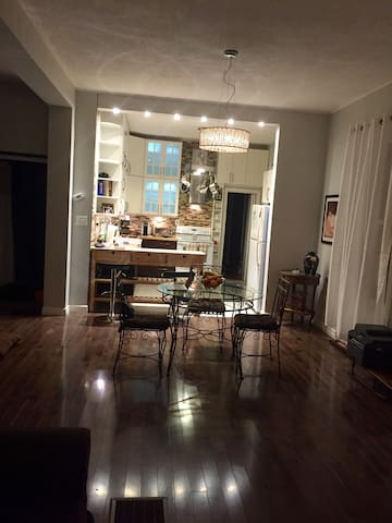 Gorgeous  New York style flat - Hamilton - Apartament