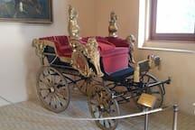 Koetsmuseum in Keszthely / Carriage museum in Keszthely / Kutschenmuseum in Keszthely