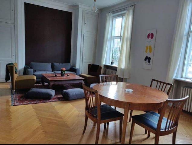Cozy room  in the heart of Vesterbro