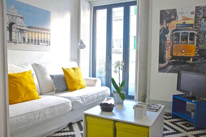 Family apartment in the Center of Lisbon - Lisboa - Apartamento