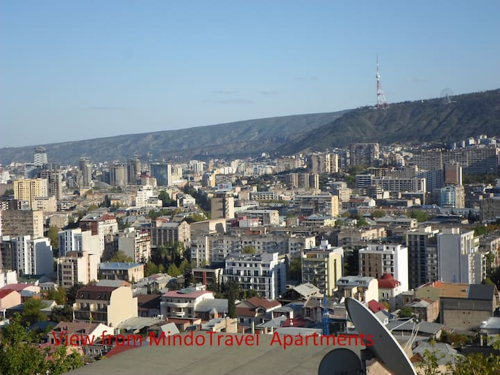 Apartment  with best view of Tbilisi 1