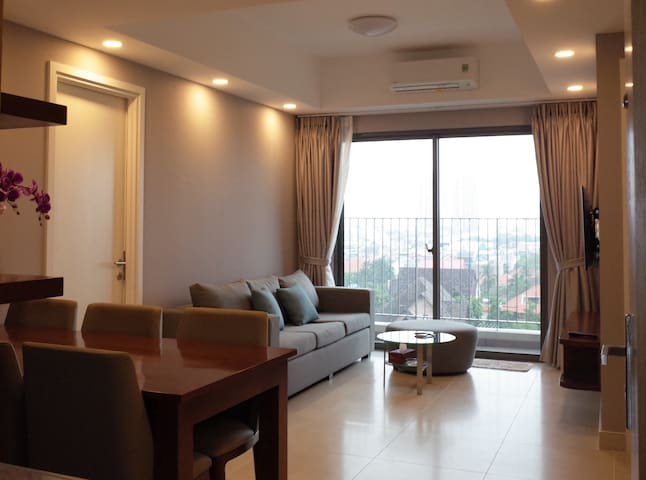 Brand New Condo at Vincom Mega Mall - Ho Chi Minh City - Rumah