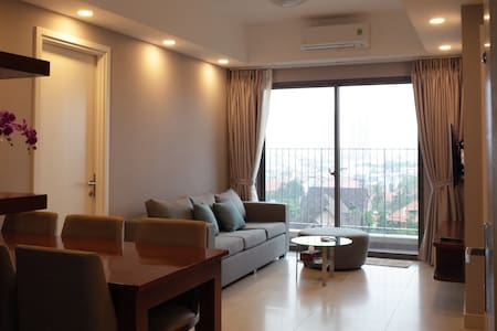 Brand New Condo at Vincom Mega Mall - Ho Chi Minh City