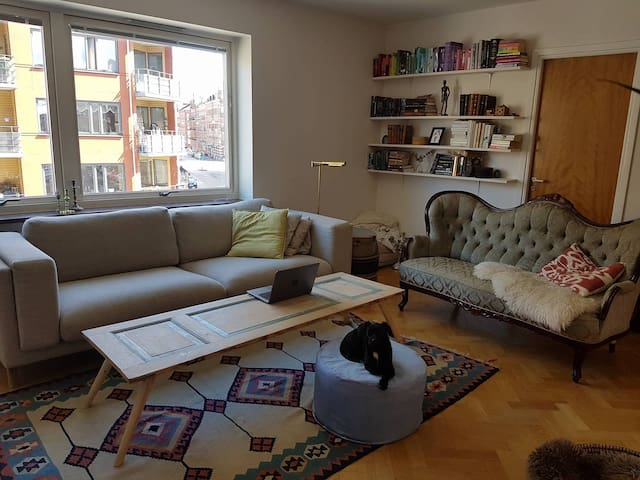 Cozy apt central Malmö - Malmö - Appartement