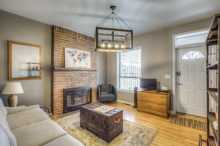 Historic & Fresh Home in RiNo - Denver - House
