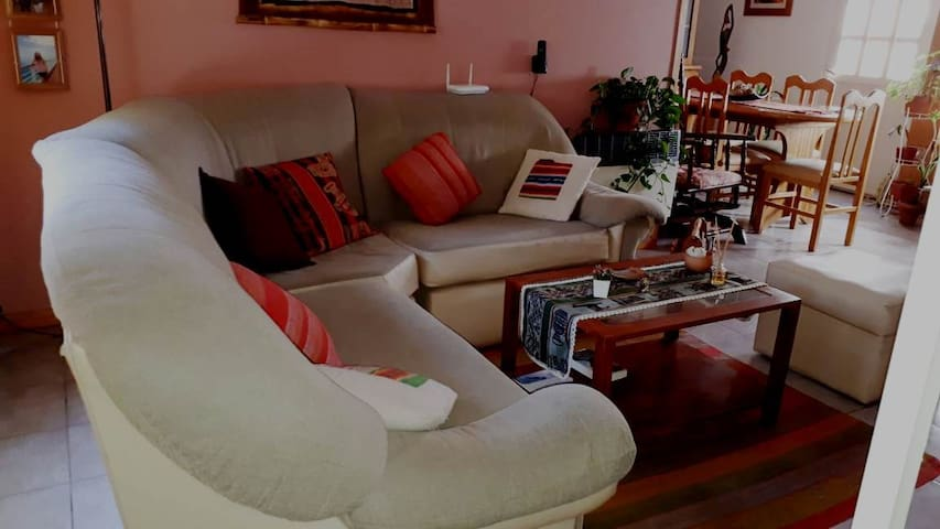 Habitación privada centro de Neuquén