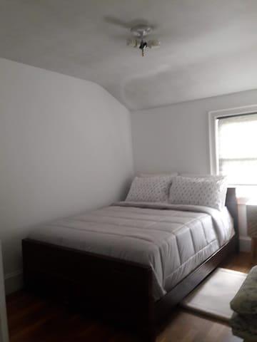 Bedroom in Boston area
