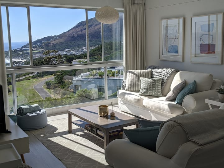 Camps Bay with wonderful views