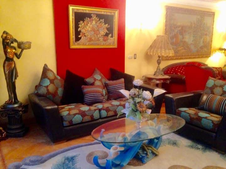 Big luxury apartment  in Alexandria