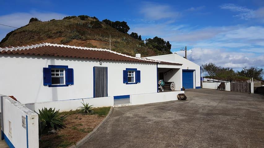 Casa típica nas Lagoinhas