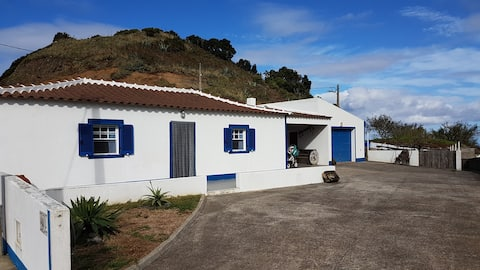 Typical house in Lagoinhas