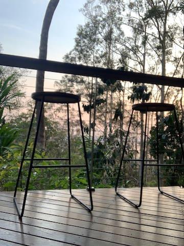 Magical private treetop escape in Byron hinterland