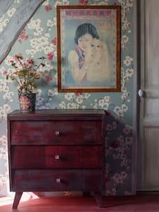 la chambre aux cerisiers - Pressagny-l'Orgueilleux - 住宿加早餐