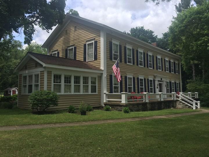 Historic Whitney Tavern Stand