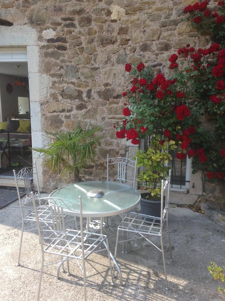 Maison de campagne aux portes de Rodez