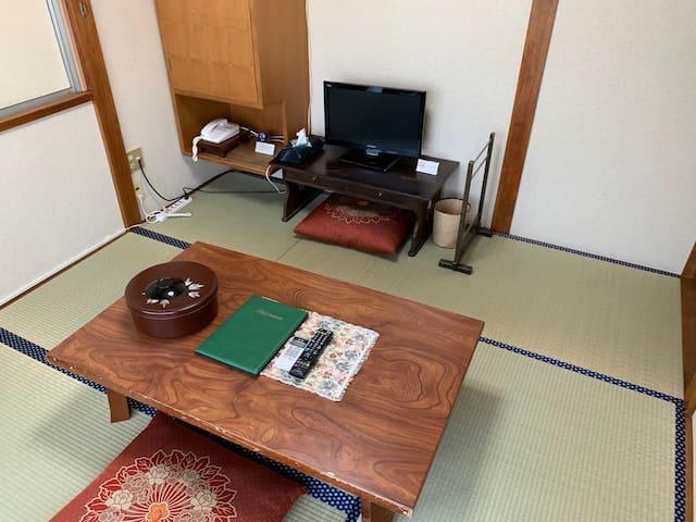 [HINODEYA] TRADITIONAL INN PRIVATE Single Room