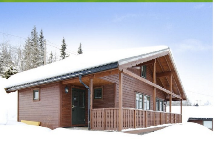 Modern and kids friendly place at Vaset - Oppland - Natur lodge