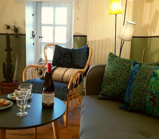 Nouveau : petite suite vintage au cœur de Bayeux