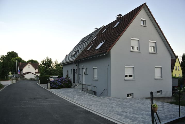 2 Room Flat near Tiengen centre - Waldshut-Tiengen - Appartement