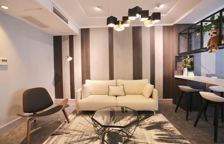 古运河湖畔高级公寓房 时代国际B座2007@WUXI